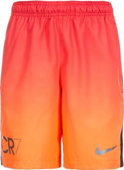 Nike Squad CR7 Shorts Kinder tart/anthracite/track red/metallic silver