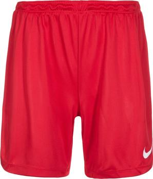 Nike Park II Knit Shorts Damen rot