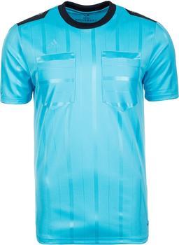 Adidas Uefa Champions League Schiedsrichtertrikot blau kurzarm