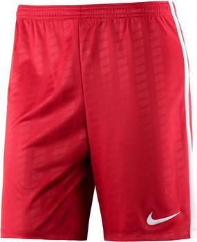 Nike Academy Fußballshorts rot/weiß