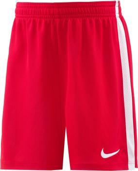 Nike Academy Fußballshorts Kinder rot/weiß