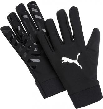Puma Fingerhandschuhe schwarz