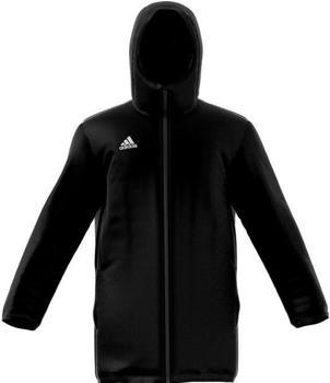 Adidas Core 18 Stadionjacke black/white