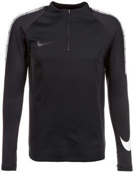 Nike Dry Squad Drill Trainingsoberteil schwarz/weiß/schwarz