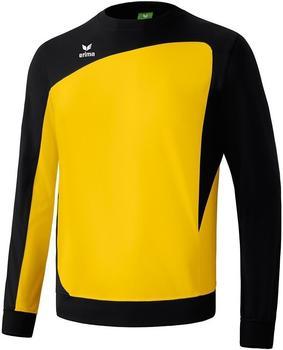 Erima CLUB 1900 Trainingssweat gelb/schwarz