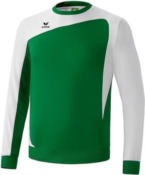 Erima CLUB 1900 Trainingssweat smaragd/weiss