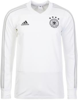 Adidas DFB Trainingsoberteil 2018 white/grey two/black