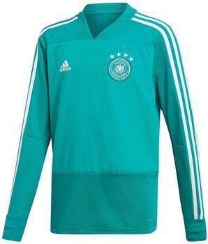 Adidas DFB Trainingstop Kinder eqt green/white