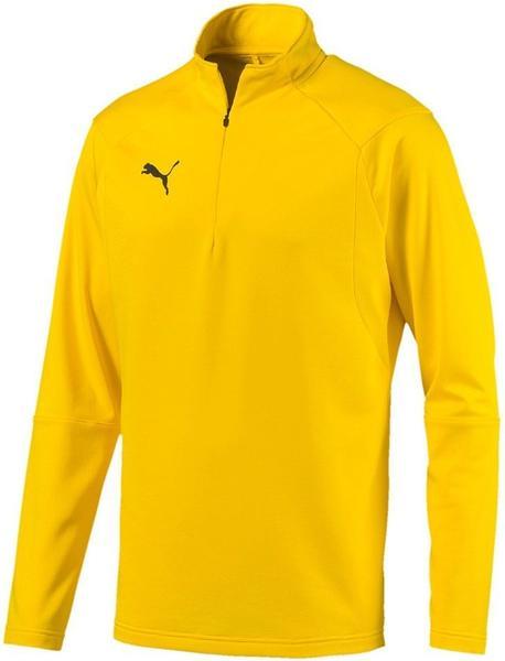 Puma Liga Training 1/4 Zip Top cyber yellow/puma black