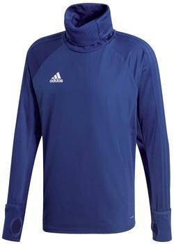 Adidas Condivo 18 Player Focus Warm Oberteil dark blue/white