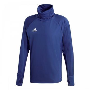 Adidas Condivo 18 Player Focus Warm Oberteil Kinder dark blue/white
