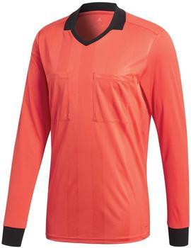 Adidas Referee 18 Trikot Langarm bright red