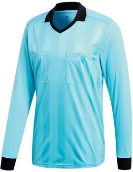 Adidas Referee 18 Trikot Langarm bright cyan