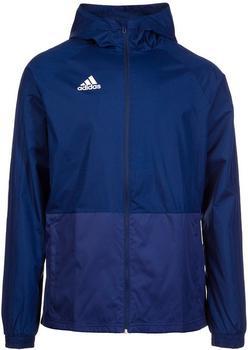 Adidas Condivo 18 Regenjacke dark blue/white