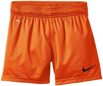 Nike Park Knit Shorts Junior orange