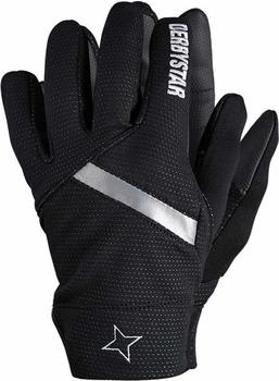Derbystar Spielerhandschuhe schwarz