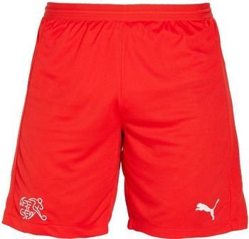Puma Schweiz Away Shorts WM 2018