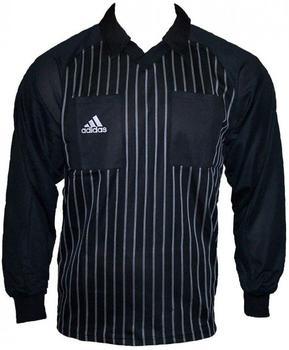 Adidas Schiedsrichter-Trikot schwarz