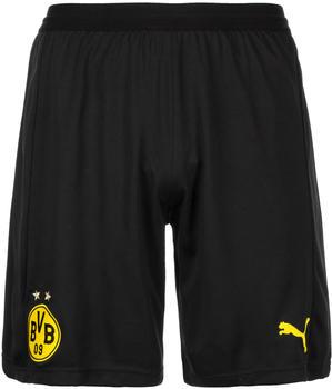 Puma Borussia Dortmund Home Shorts Replika 2018/2019 schwarz