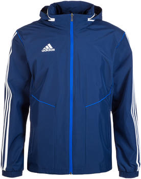 Adidas Tiro 19 All Weather Jacket dark blue/white