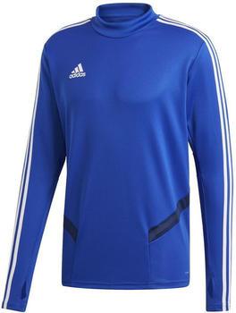 Adidas Tiro 19 Longsleeve bold blue/dark blue/white