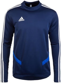 Adidas Tiro 19 Longsleeve dark blue/bold blue/white