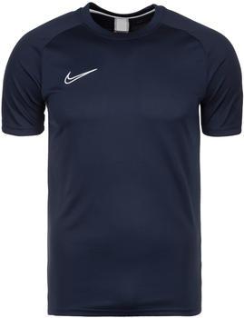 Nike Dri-FIT Academy Football Short-Sleeve Top navy