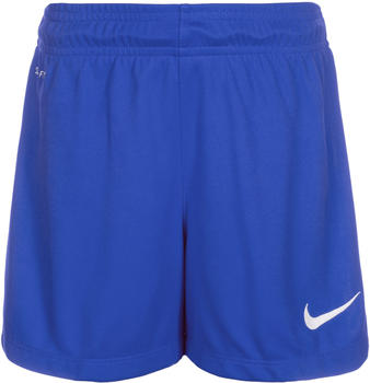 Nike League Knit Shorts Kinder blau