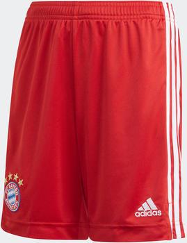 Adidas FC Bayern München Heim Shorts Kinder 2021