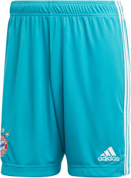 Adidas FC Bayern München Heim Torwart Shorts 2021