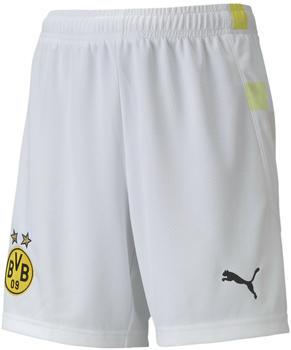 Puma Borussia Dortmund Replica Football Shorts Kids white