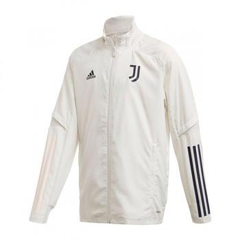 Adidas Juventus Presentation Track Top Kids orbit grey/legend ink