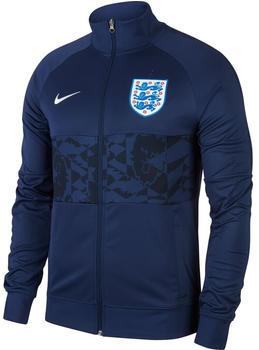 Nike Football Jacket England (CI8367) midnight navy/white/midnight navy/white