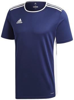Adidas Entrada 18 dark blue/white