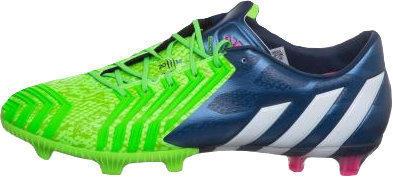 Adidas Predator Instinct FG rich blue/white/solar green