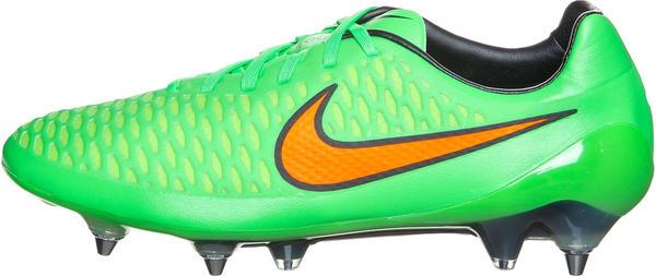 Nike Magista Opus SG-PRO poison green/flash lime/black/total orange