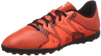 Adidas X15.4 TF J bold orange/white/solar orange