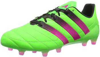 Adidas Ace 16.1 FG Men solar green/core black/shock pink