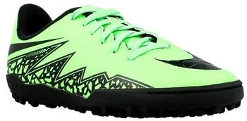 Nike Jr. Hypervenom Phelon II TF wolf grey/black/total orange