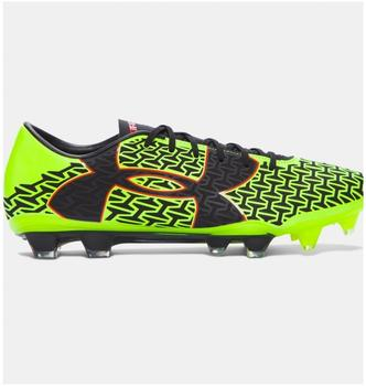Under Armour Corespeed Force 2.0 FG high-vis yellow