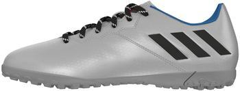 Adidas Messi 16.4 TF silver metallic/core black/shock blue
