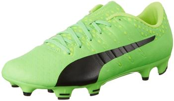 Puma evoPOWER Vigor 3 FG green gecko/puma black/safety yellow