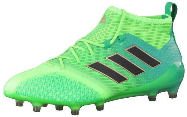 Adidas Ace 17.1 FG Primeknit solar green/core black/core green