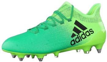 Adidas X 16.1 SG solar green/core black/core green