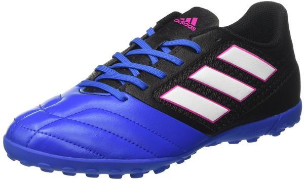Adidas ACE 17.4 TF core black/footwear white/blue