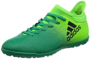 Adidas X 16.3 TF Jr solar green/core black/core green