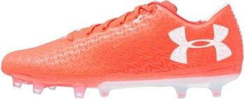 Under Armour ClutchFit Force 3.0 FG neon coral/white