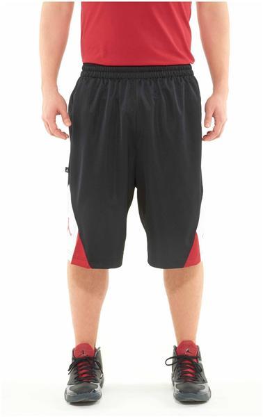 Nike Jr. Mercurial Superfly V FG black/dark grey/university red/white