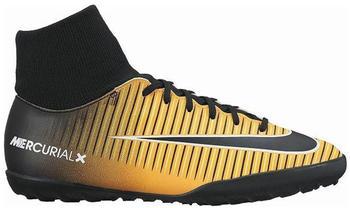 Nike MercurialX Victory VI Dynamic Fit TF Jr laser orange/white/volt/black