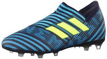 Adidas Nemeziz 17+ 360 Agility FG Jr legend ink/solar yellow/energy blue